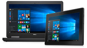 Dell laptop and tablet repair services